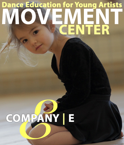 The Company |E Movement Center. Dance education for Young Artists