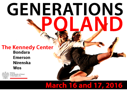 """GENERATIONS: POLAND"" - the Kennedy Center"
