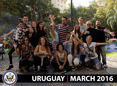 Capacity Building in Montevideo - March 2016